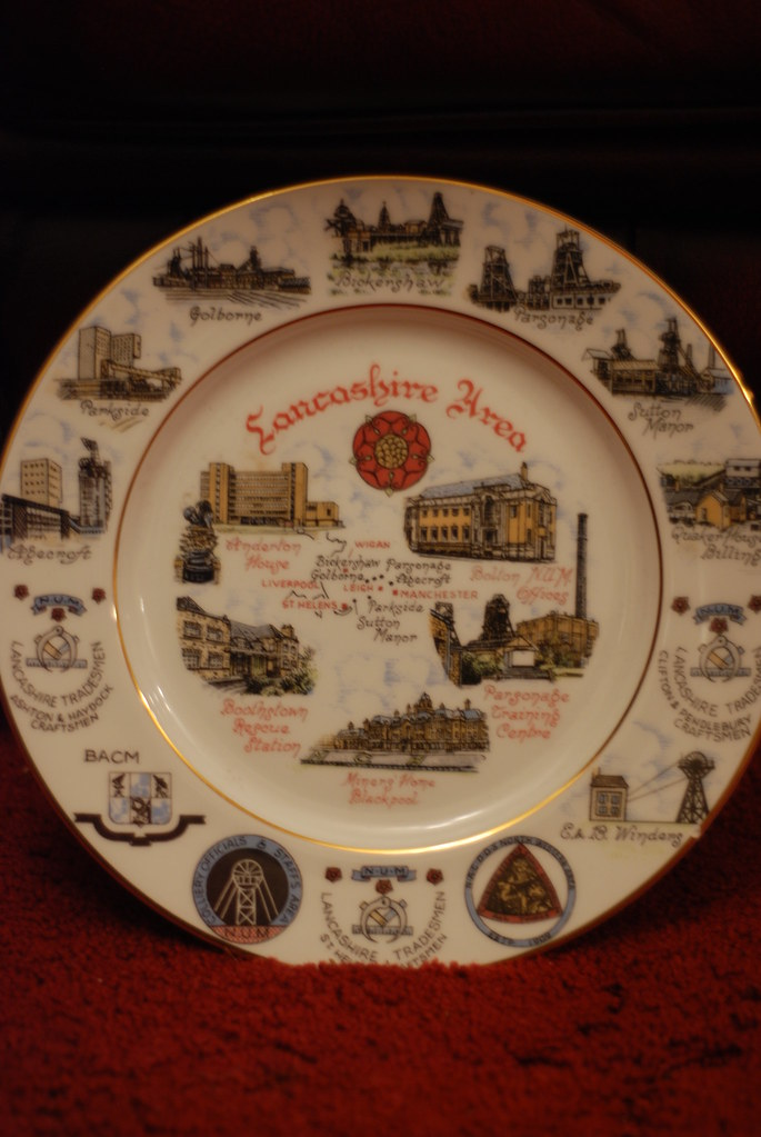 miners plate
