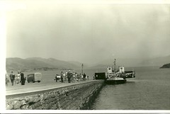Old Skye ferry 2 (Andrew M Stewart) Tags: 1962 slipway skyeferry