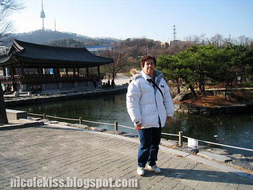 mom in korea
