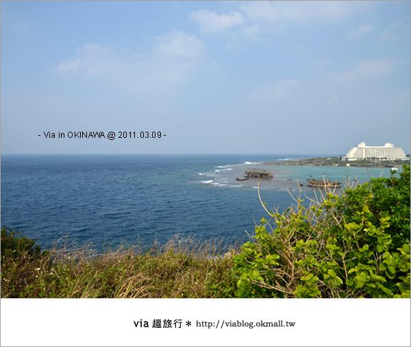 【沖繩自由行】Via帶你玩沖繩~來趟浪漫的初春沖繩旅〈行程篇〉35