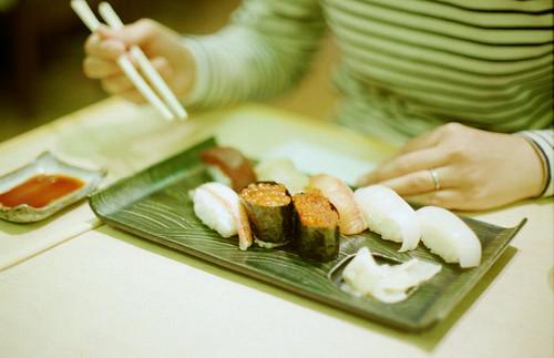 SUSHI. by MIKI Yoshihito (´・ω・), on Flickr