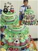 Superhero & Ben10 Cupcake Tower