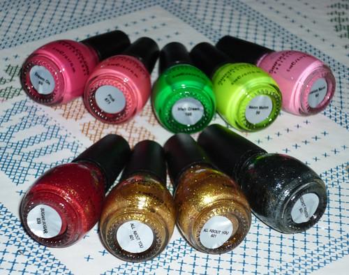 Mini-Sinful Colors