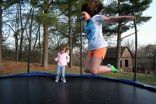 Trampoline Time