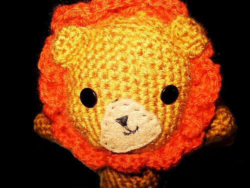 Leopoldo, el león.