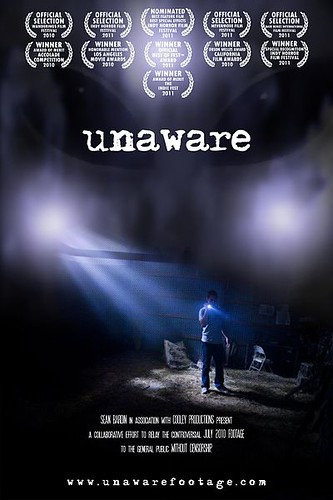 UNAWARE an Ultimate UFO Movie / UNAWARE MOVIE