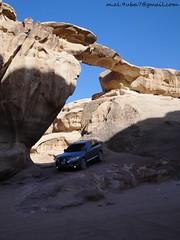 VW in jordan (wadi rum) (mohammad alsabah) Tags: vw volkswagen sony wadirum canyon jordan rum wadi mohammad aqaba alsabah