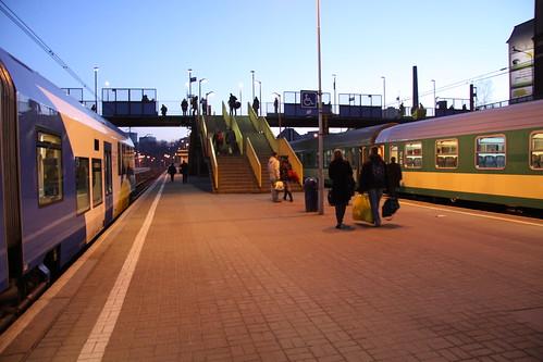IMG54534. Szczecin, station