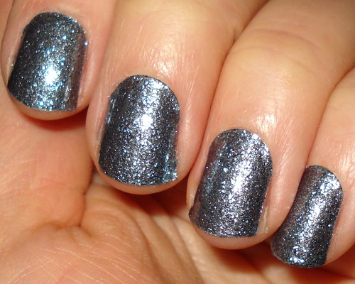 Sally Hanson Studio Effects Nail Polish Strips in Blue Ice