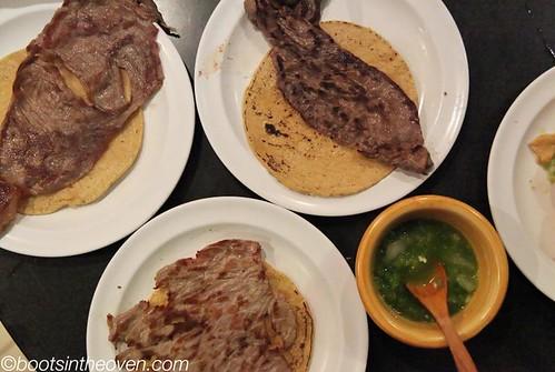 El Califa's tacos