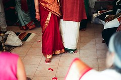 A South Indian Wedding (India Kangaroo) Tags: wedding india marriage southindian nikhilkrishnan