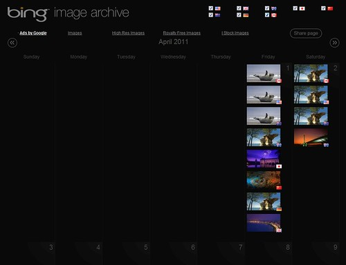 bing-archive