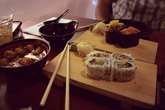 (*superwoman) Tags: birthday dinner sushi telaviv anniversary japanesefood michal  yonatan      onami