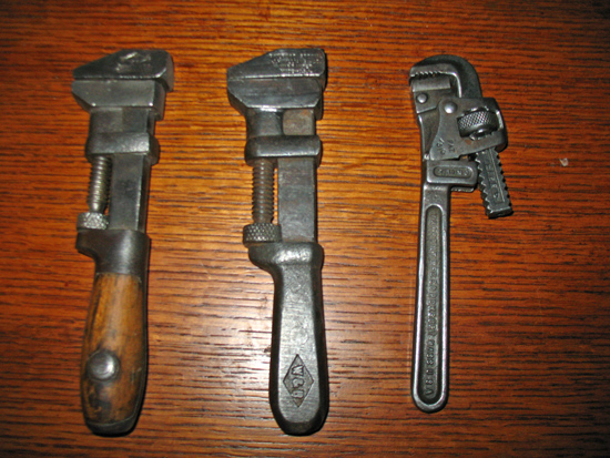 wrench collection