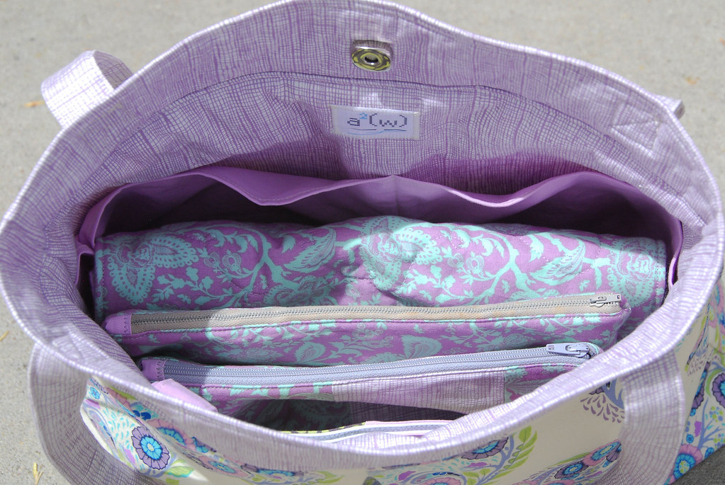 Parisville Diaper Bag-3