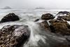IMG_3931 (Aaron Sesker) Tags: canon 6d 1635 sf san francisco sanfrancisco ocean beach oceanbeach water rocks rock nd neutral density filter longexposure long exposure fog foggy mist misty spray