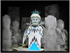 Snedronningen (LegoKlyph) Tags: lego custom ice queen icequeen snedronningen fairytail hans christian andersen