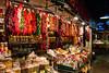 Barcelona (Roger Hanuk) Tags: barcelona chillies hanging market mercatdelaboqueria spain catalonia