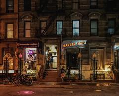 Cookies Delivered Until 3:00 am (Jeffrey Friedkin) Tags: buildings cityscene city manhattan midtown newyork nyc night newyorkscene street streetscene cookies people