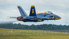 Playin the Blues Day 2-6 (4myrrh1) Tags: lynchburg virginia va 2016 aircraft airplane aviation airshow airplanes airport blueangels flight flightdemonstrationteam flightdemonstrationsquadron navy takeoff canon ef100400l 7dii solo pilot