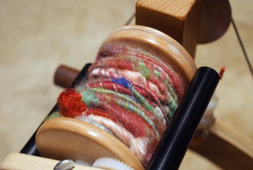 Insubordiknit floor yarn