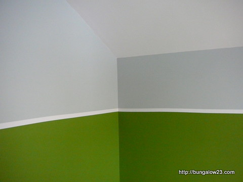 Finished wall colors