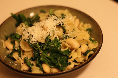 Pasta with Broccoli Raab and Anchovy-Garlic Sauce