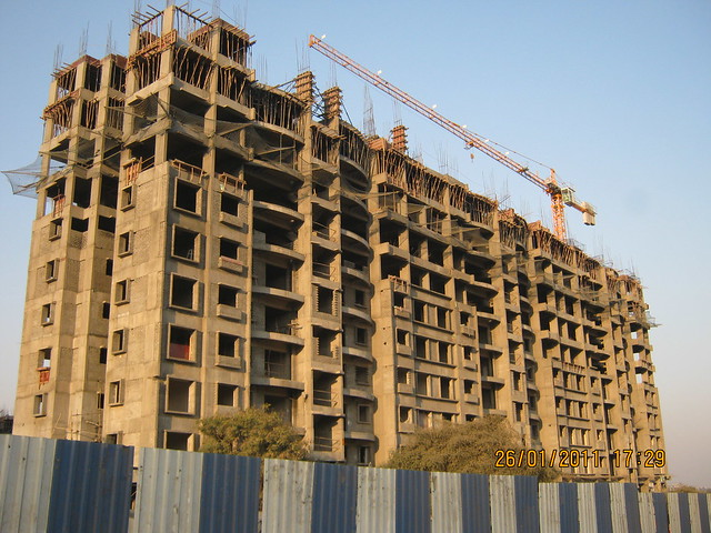 Megapolis Smart Homes 1 - A19 - A 21 Towers - Megapolis on 26th January 2011