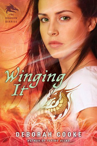 December 2011 by NAL Trade    Winging It (The Dragon Diaries Trilogy #2) by Deborah Cooke