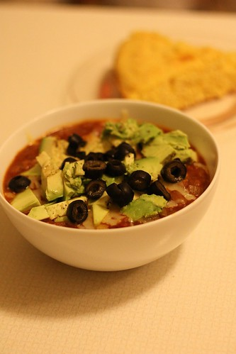 Vegetarian Slow Cooker Chili
