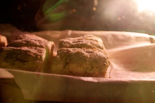maple scones