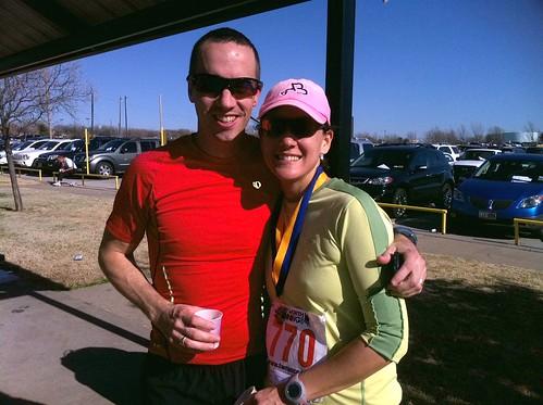 Lake ___ Half Marathon