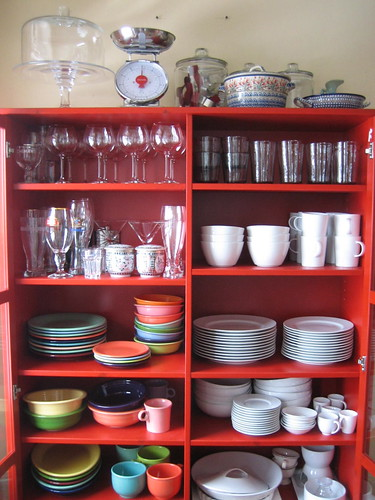 Our Kitchen Storage