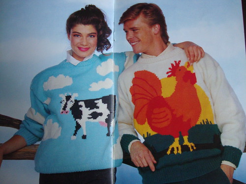 awesome 80s sweaters