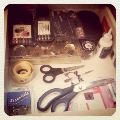 My Top Drawer