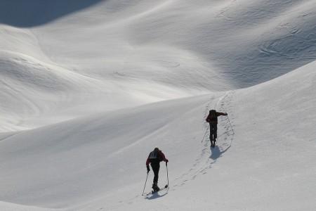 Skialpinistická túra Gletscher Ducan (3 019 m)