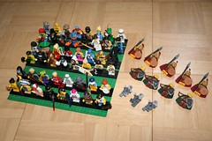 Collectible Minifigs Collection (Commdr_Neyo ) Tags: