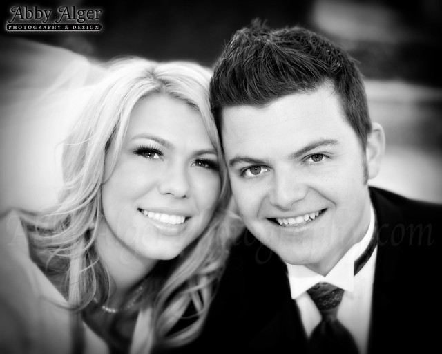 Amy & Peter 20101112170059 cropped vignette bw w
