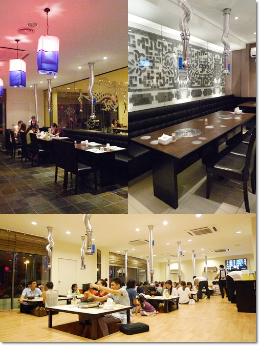 Daorae Dining Environment