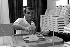 MK_VOT9165 (Presidency Maldives) Tags: mk voting anni hep localcouncilelection presidentmohamednasheed presidencymaldives