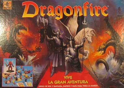 DragonFire Rediseñado