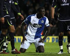 BRFC V Tottenham 390 (MAJ Media) Tags: park chris white club spurs 1 football samba ryan 10 nelson blackburn peter lane hart rafael van der crouch tottenham vaart rovers hotspur ewood brfc brfcvtottenham