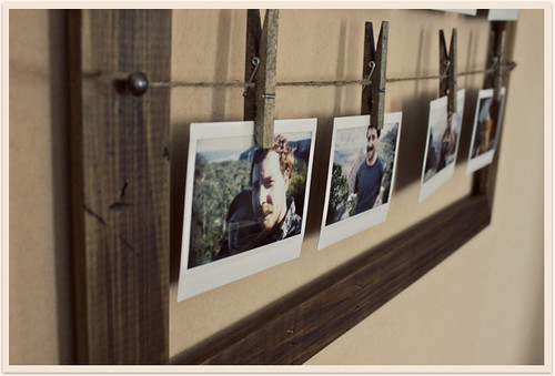 Handmade Photo Frame