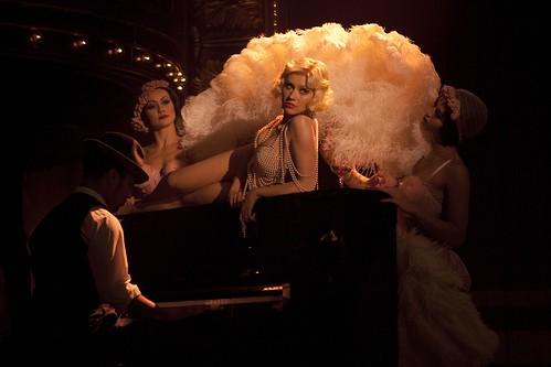 Burlesque (2010) Christina Aguilera