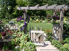 the ART of Landscape Design - Arbour in the Flower Garden (Switzer's Nursery & Landscaping) Tags: minnesota landscape design landscaping glenn northfield switzers switzer landscapedesign designbuild hardscape hardscaping glennswitzer switzersnursery landscapedesigns theartoflandscapedesign switzersnurserylandscaping artoflandscapedesign theartprints