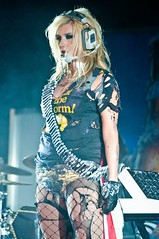Ke$ha (giohhh) Tags: party music girl animal rose drums photography photo concert nikon dinosaur live stripes flag board performance ripped americanflag scene blow gloves headphones shows superbowl bullets budlight liveperformance concertphotography whistle sleazy cannibal blahblahblah kesha dallastexas livephotography takeitoff tiktok xlv sebert nikond90 keha superbowlxlv giophotography yourloveismydrug budlighthotel kesharosesebert werwhower overratedphotography budlighthoteldallas superbowltexas superbowlnorthtexas budlightsuperbowlparty