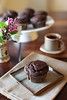 Thumbnail image for Vegan Chocolate Peanut Muffins