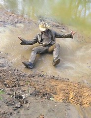 39 WS Join me in your muddy gear as well all day! (Wrangswet) Tags: wet cowboys mud wranglers wetlook swimmingfullyclothed muddyjeans muddycowboy wetcowboy wetcowboys swimminginjeans muddycowboyboots wetwranglerjeans mudwallowing mudwallowinclothes