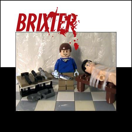 Custom minifig BRIXTER