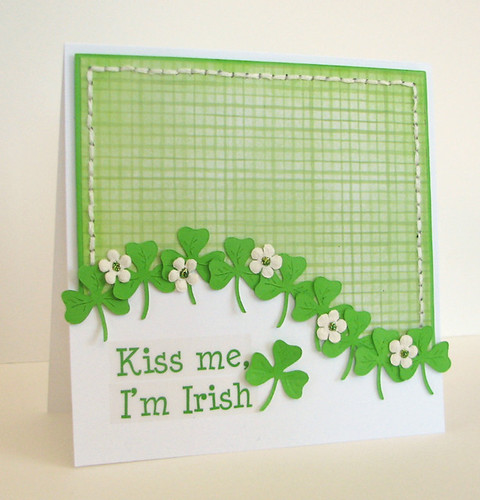 Scrapping Mommy: St  Patrick's Day With SRM Stickers